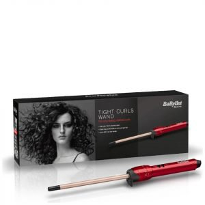 Babyliss Tight Curls Wand Red