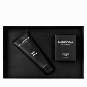 Bad Norwegian Wash Face and Revitalize Gift Set