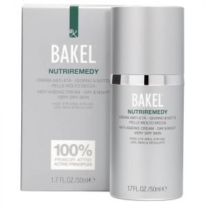 Bakel Nutriremedy 24h Comfort Cream Very Dry Skin 50 Ml