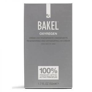 Bakel Oxyregen Regenerating And Oxygenating 24h Cream 50 Ml