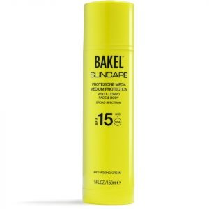 Bakel Suncare Face & Body Protection Spf 15 150 Ml
