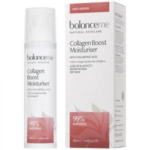 Balance Me Collagen Boost Moisturiser 50 Ml