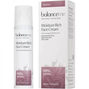 Balance Me Moisture Rich Face Cream 50 Ml