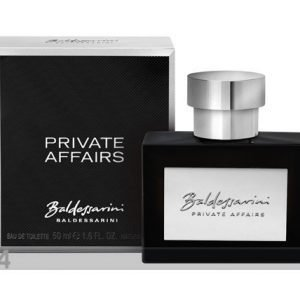 Baldessarini Baldessarini Private Affairs Edt 50ml