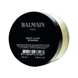 Balmain Hair Matt Clay Mattavaha 100 ml