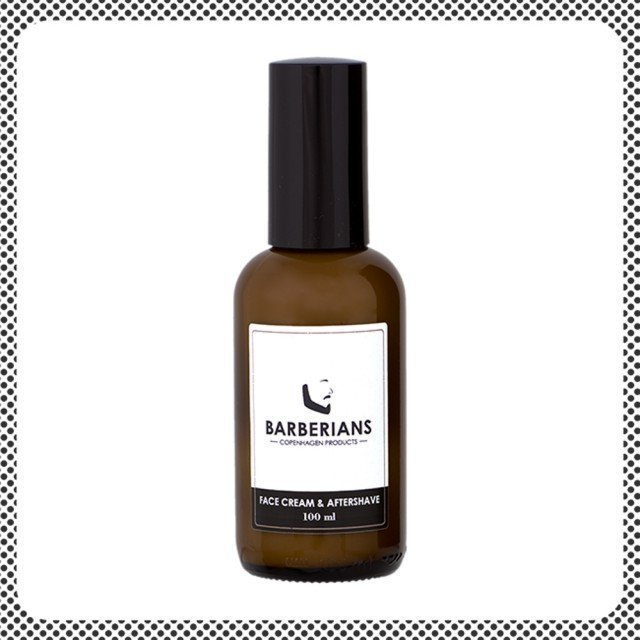 Barberians Facecreme & After Shave 100 ml