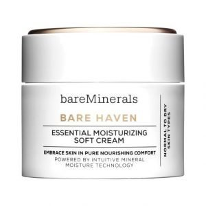 Bare Minerals Bare Haven Essential Moisturizing Soft Cream Kasvovoide 50 ml