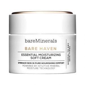 Bare Minerals Bare Haven Essential Moisturizing Soft Cream Kasvovoide 50 ml