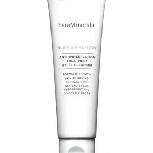 Bare Minerals Blemish Remedy Acne Treatment Gelée Cleanser Puhdistusgeeli 120 ml