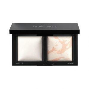 Bare Minerals Invisible Light Translucent Powder Duo Viimeistelypuuteri