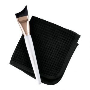Bare Minerals Mud Mask Brush & Washcloth Sivellin Ja Pesulappu