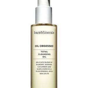 Bare Minerals Oil Obsessed Total Cleansing Oil Puhdistusöljy 180 ml