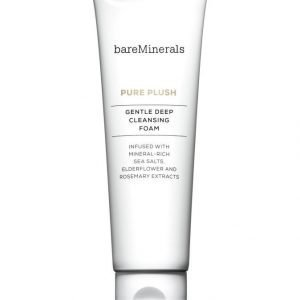 Bare Minerals Pure Plush Gentle Deep Cleansing Foam Puhdistusvaahto 120 ml