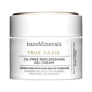 Bare Minerals True Oasis Oil Free Replenishing Gel Cream Kasvovoide 50 ml