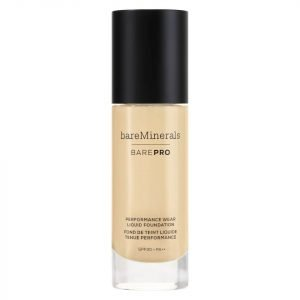 Bareminerals Barepro Liquid Foundation Various Shades Champagne 03