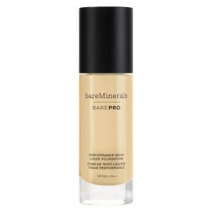 Bareminerals Barepro Liquid Foundation Various Shades Golden Ivory 08
