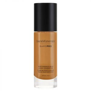 Bareminerals Barepro Liquid Foundation Various Shades Hazelnut 25
