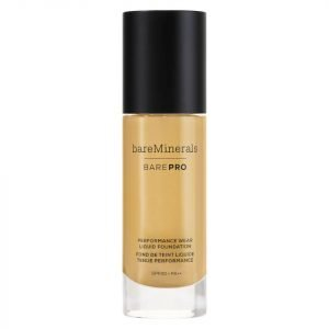Bareminerals Barepro Liquid Foundation Various Shades Honeycomb 20