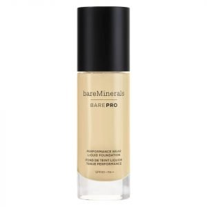Bareminerals Barepro Liquid Foundation Various Shades Light Natural 09