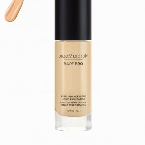 Bareminerals Barepro Performance Wear Liquid Foundation Meikkivoide Aspen