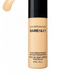 Bareminerals Bareskin Pure Brightening Serum Foundation Spf 20 Mineraalimeikkivoide Ivory