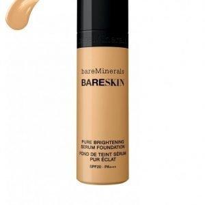 Bareminerals Bareskin Pure Brightening Serum Foundation Spf 20 Mineraalimeikkivoide Nude