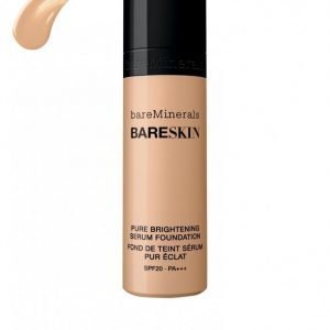 Bareminerals Bareskin Pure Brightening Serum Foundation Spf 20 Mineraalimeikkivoide Satin