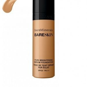 Bareminerals Bareskin Pure Brightening Serum Foundation Spf 20 Mineraalimeikkivoide Tan