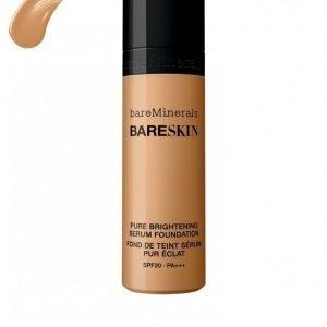 Bareminerals Bareskin Pure Brightening Serum Foundation Spf 20 Mineraalimeikkivoide Tan