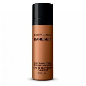 Bareminerals Bareskin Pure Brightening Serum Foundation Spf20 Bare Almond 16 Meikkivoide