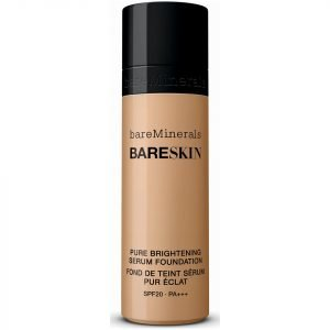 Bareminerals Bareskin Pure Brightening Serum Foundation Spf20 Bare Beige