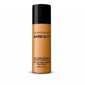 Bareminerals Bareskin Pure Brightening Serum Foundation Spf20 Bare Honey 15 Meikkivoide
