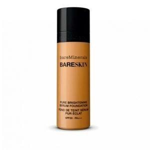 Bareminerals Bareskin Pure Brightening Serum Foundation Spf20 Bare Honey 15 Meikkivoide