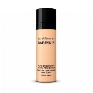 Bareminerals Bareskin Pure Brightening Serum Foundation Spf20 Bare Linen 03 Meikkivoide