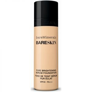 Bareminerals Bareskin Pure Brightening Serum Foundation Spf20 Bare Linen