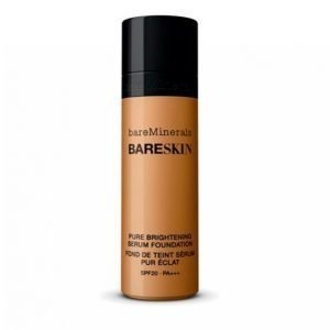 Bareminerals Bareskin Pure Brightening Serum Foundation Spf20 Bare Maple 17 Meikkivoide