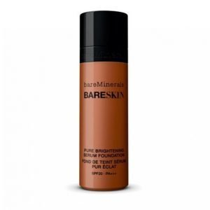 Bareminerals Bareskin Pure Brightening Serum Foundation Spf20 Bare Mocha 20 Meikkivoide