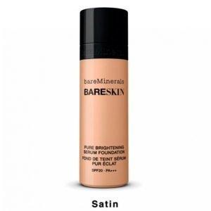 Bareminerals Bareskin Pure Brightening Serum Foundation Spf20 Bare Satin 06 Meikkivoide