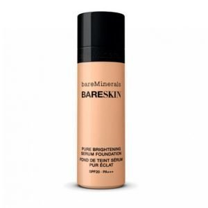 Bareminerals Bareskin Pure Brightening Serum Foundation Spf20 Bare Shell 02 Meikkivoide