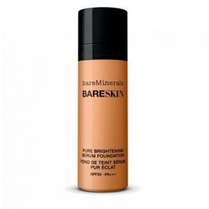 Bareminerals Bareskin Pure Brightening Serum Foundation Spf20 Bare Tan 13 Meikkivoide