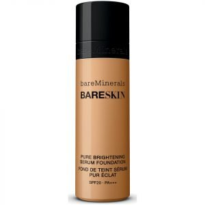 Bareminerals Bareskin Pure Brightening Serum Foundation Spf20 Bare Tan