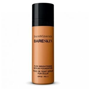 Bareminerals Bareskin Pure Brightening Serum Foundation Spf20 Bare Walnut 18 Meikkivoide