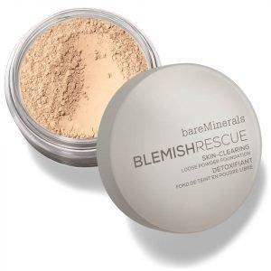 Bareminerals Blemish Rescue Skin-Clearing Loose Powder Foundation 6g Various Shades Fairly Light 1nw