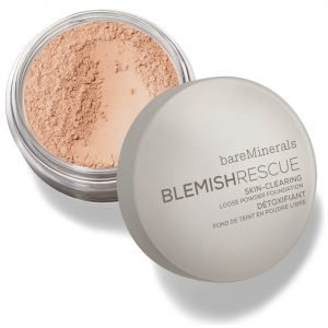 Bareminerals Blemish Rescue Skin-Clearing Loose Powder Foundation 6g Various Shades Medium 3c