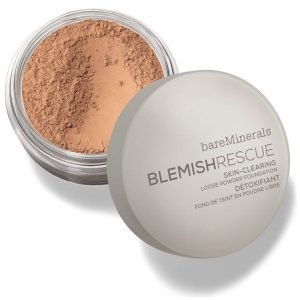Bareminerals Blemish Rescue Skin-Clearing Loose Powder Foundation 6g Various Shades Medium Tan 3.5cn