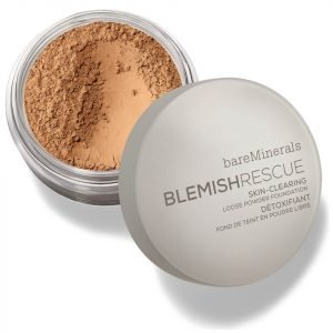 Bareminerals Blemish Rescue Skin-Clearing Loose Powder Foundation 6g Various Shades Neutral Tan 4n