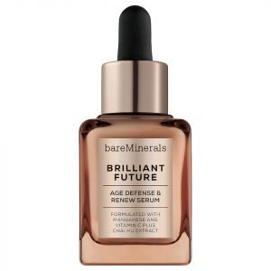 Bareminerals Brilliant Future Age Defense And Renew Serum 30 Ml