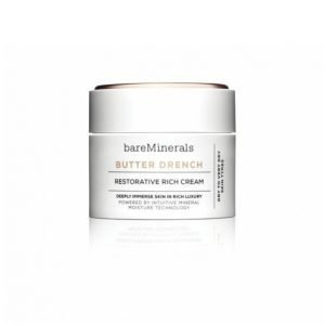 Bareminerals Butter Drench Restorative Rich Cream 50 G Päivävoide
