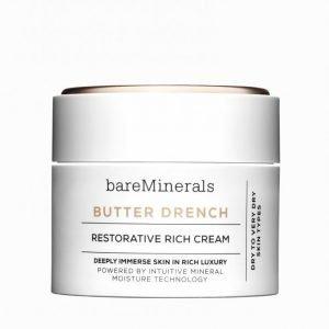 Bareminerals Butter Drench Restorative Rich Cream Päivävoide Valkoinen