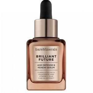 Bareminerals Corrective Brilliant Future Age Defense And Renew Eye Cream Serum 30ml